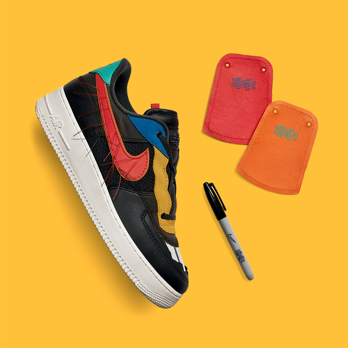Official Looks // Nike Air Force 1 Low