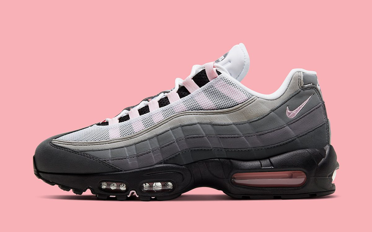 OG-Styled Air Max 95 Presents Pastel