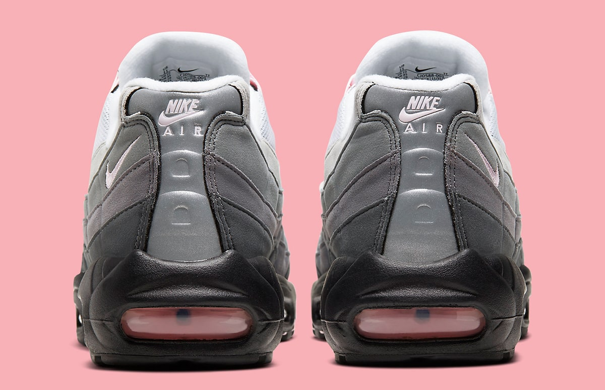 Available Now Og Styled Air Max 95 Presents Pastel Pink Pops House Of Heat Sneaker News Release Dates And Features