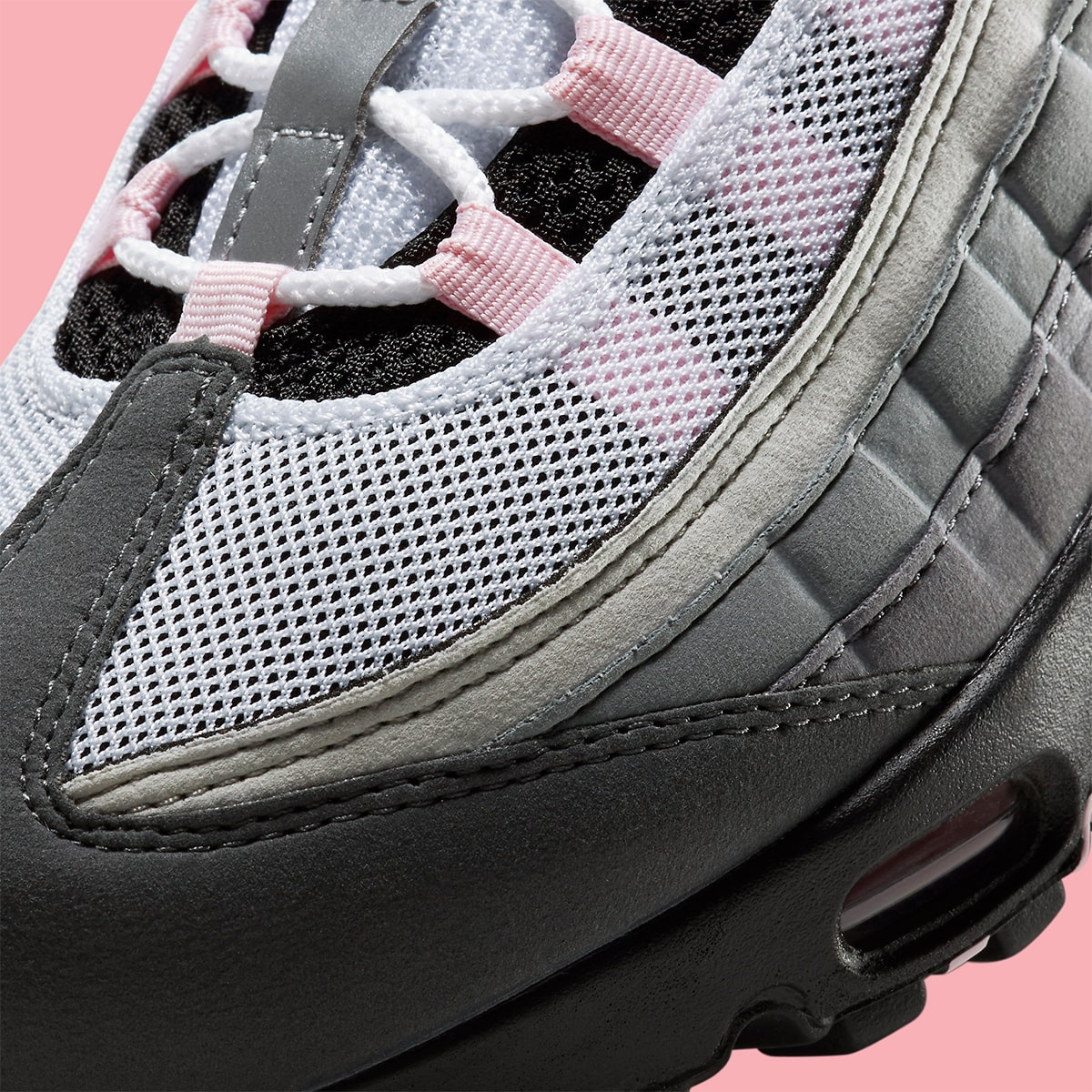Available Now Og Styled Air Max 95 Presents Pastel Pink Pops