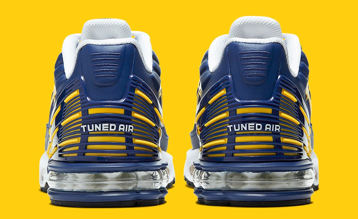 Available Now The Nike Air Max Plus 3 Comes Up In Chargers