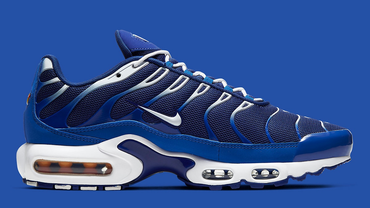 Nike's Air Max Plus Just Dropped in