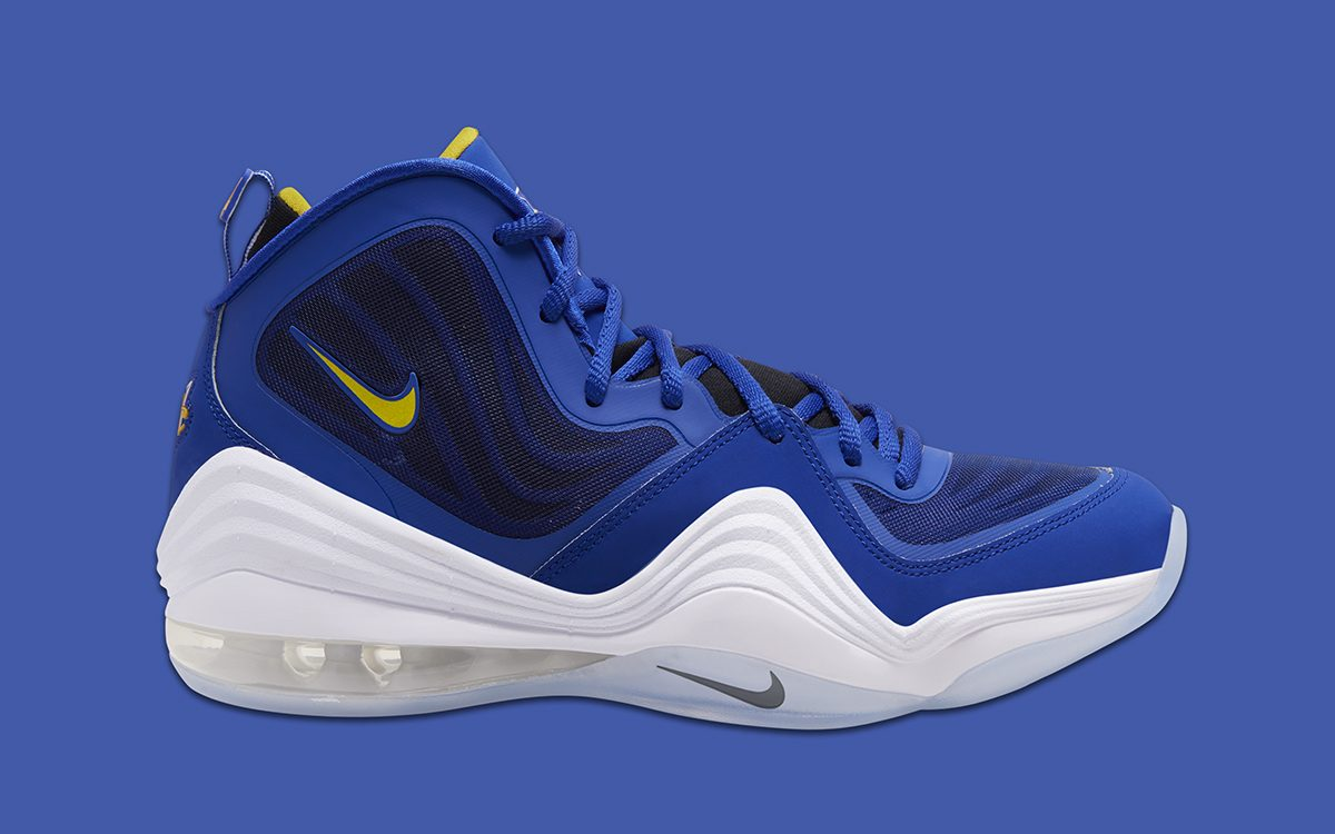 "Nike Air Penny 5 ""Blue Chips"" to Release on Film's 26th Anniversary"