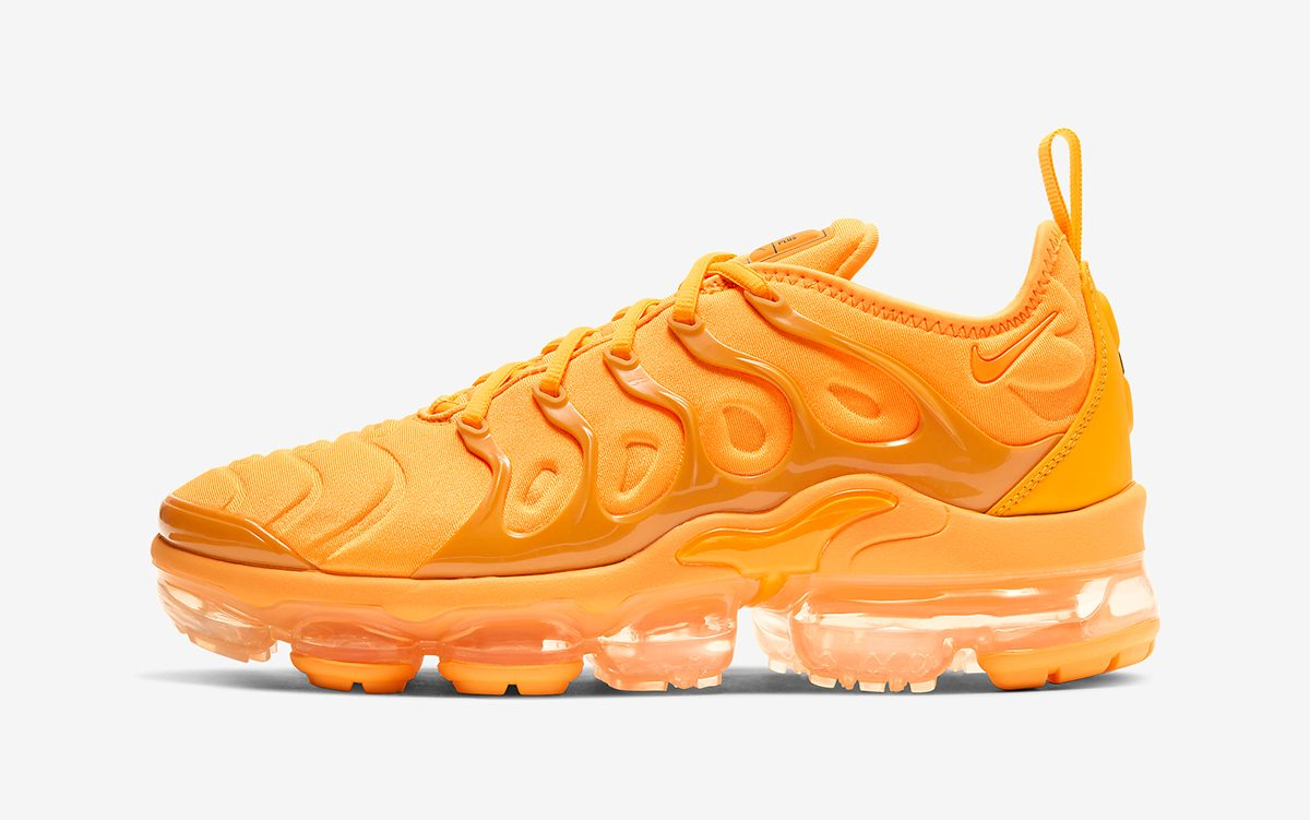 The Nike Air VaporMax Plus Turns Up the