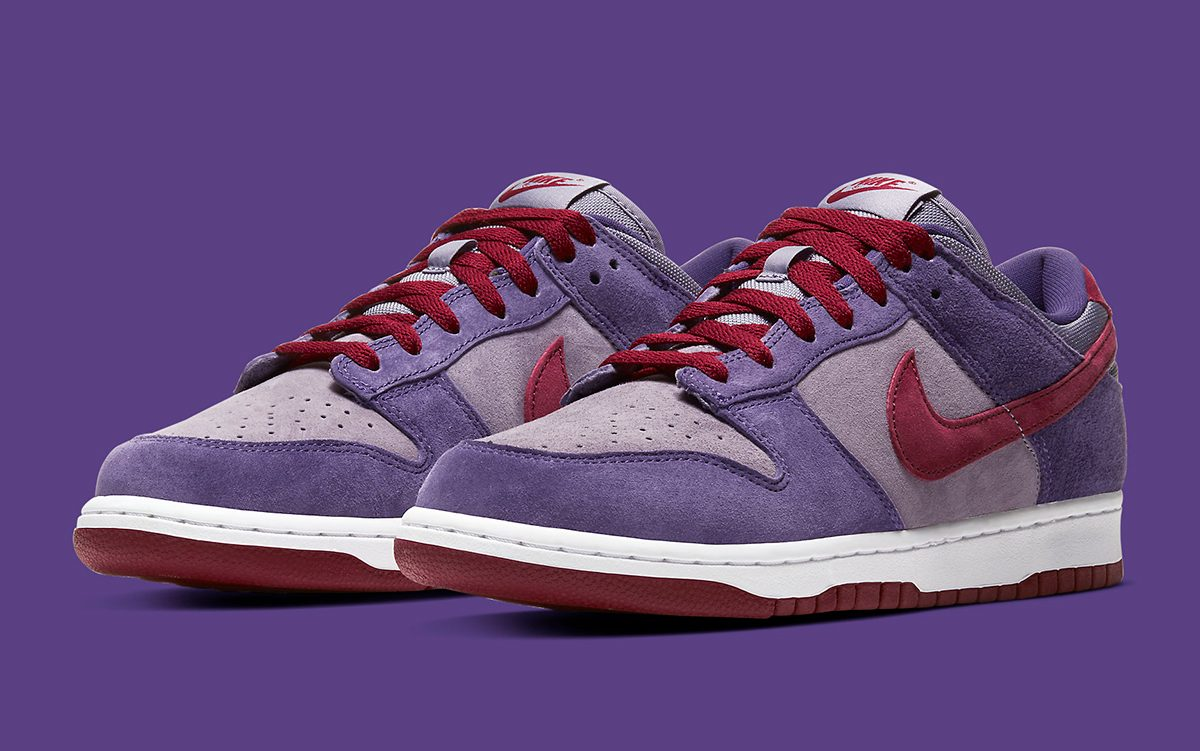 """Where to Buy the Dunk Low CO.JP """"Plum"""" Reissue"""