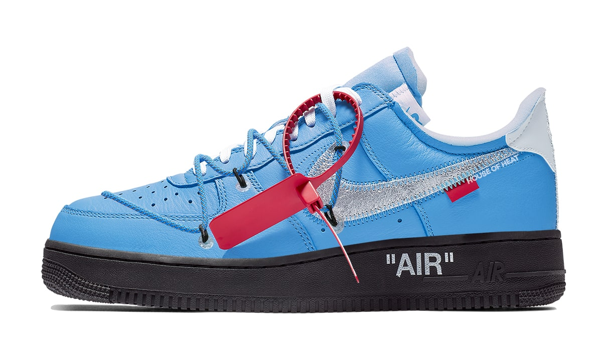 Monopolio carta maestría  OFF-WHITE x Nike Air Force 1 Low
