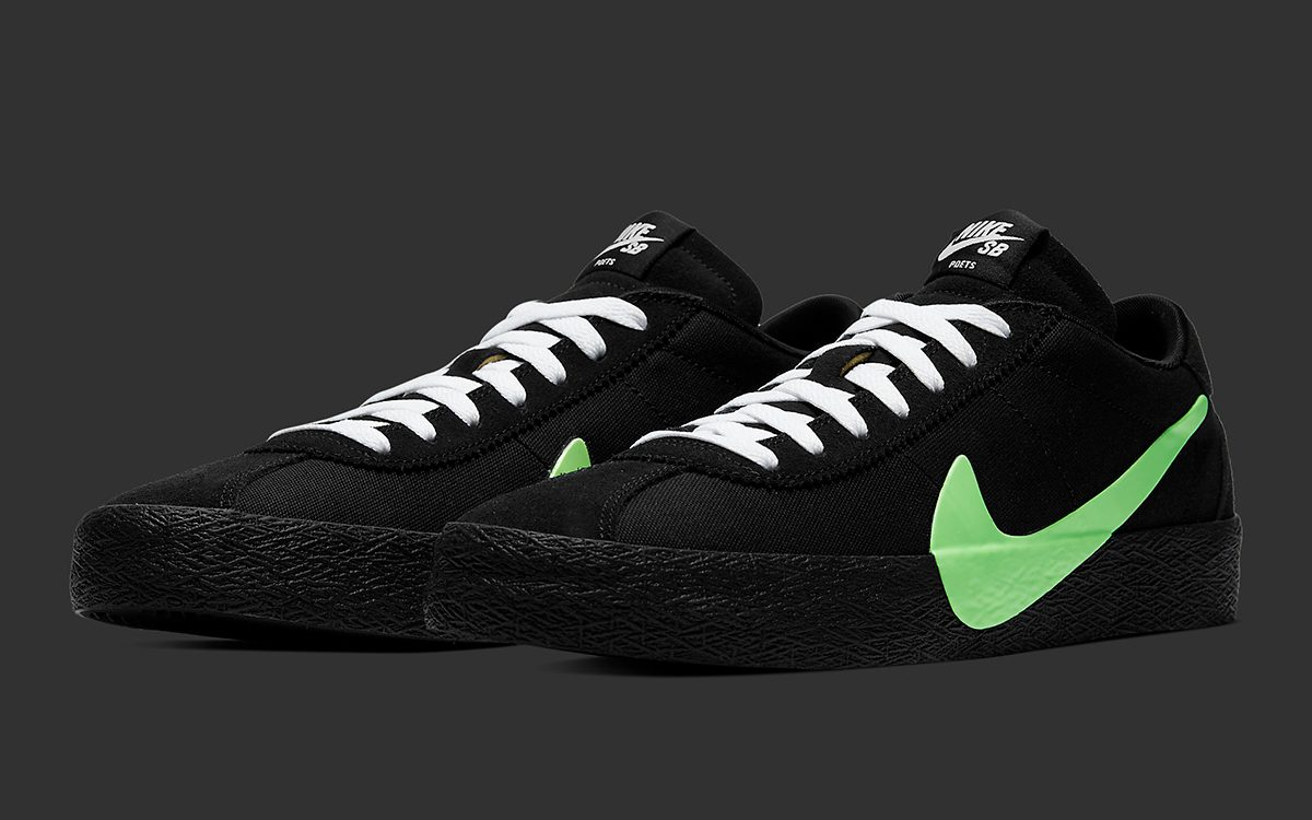 The Poets x Nike SB Bruin React to Release Next Week!