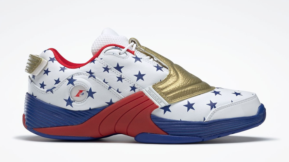 Reebok Answer 5 Low Gets Hit With Heavy Homeland Homage