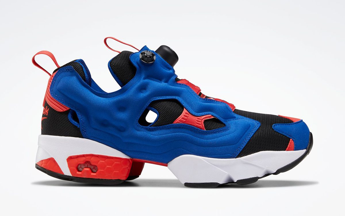 Reebok to Issue Three-Piece Instapump Fury Pack that Channels Competitive Spirit