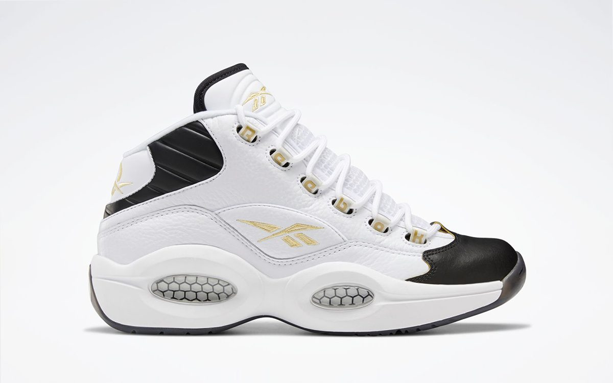 Reebok Whip Up Two New Question Colorways That Channel Late-90s Drops