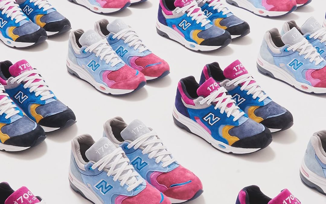 """Ronnie Fieg's """"Colorist"""" New Balance 1700 Collaboration Coming Jan. 31st"""
