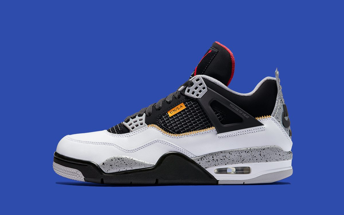 Union x Air Jordan 4 Confirmed for 2020 Release