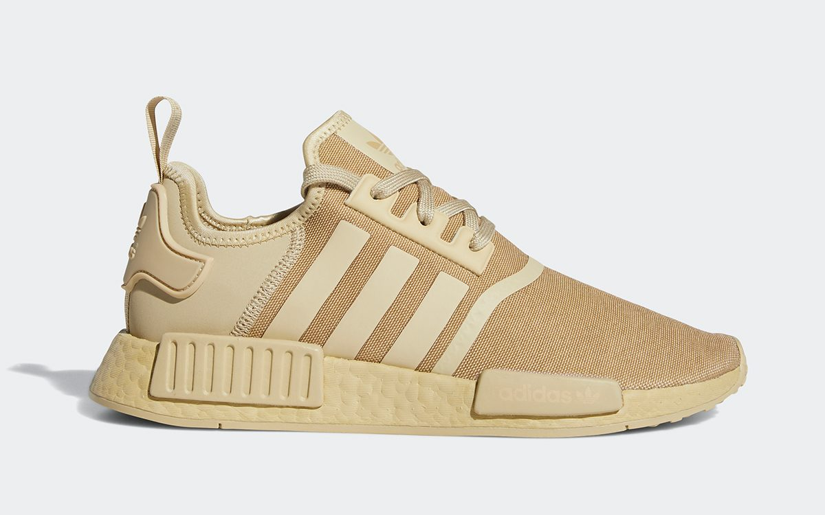 The adidas NMD Just Arrived in Two Tonal Takes