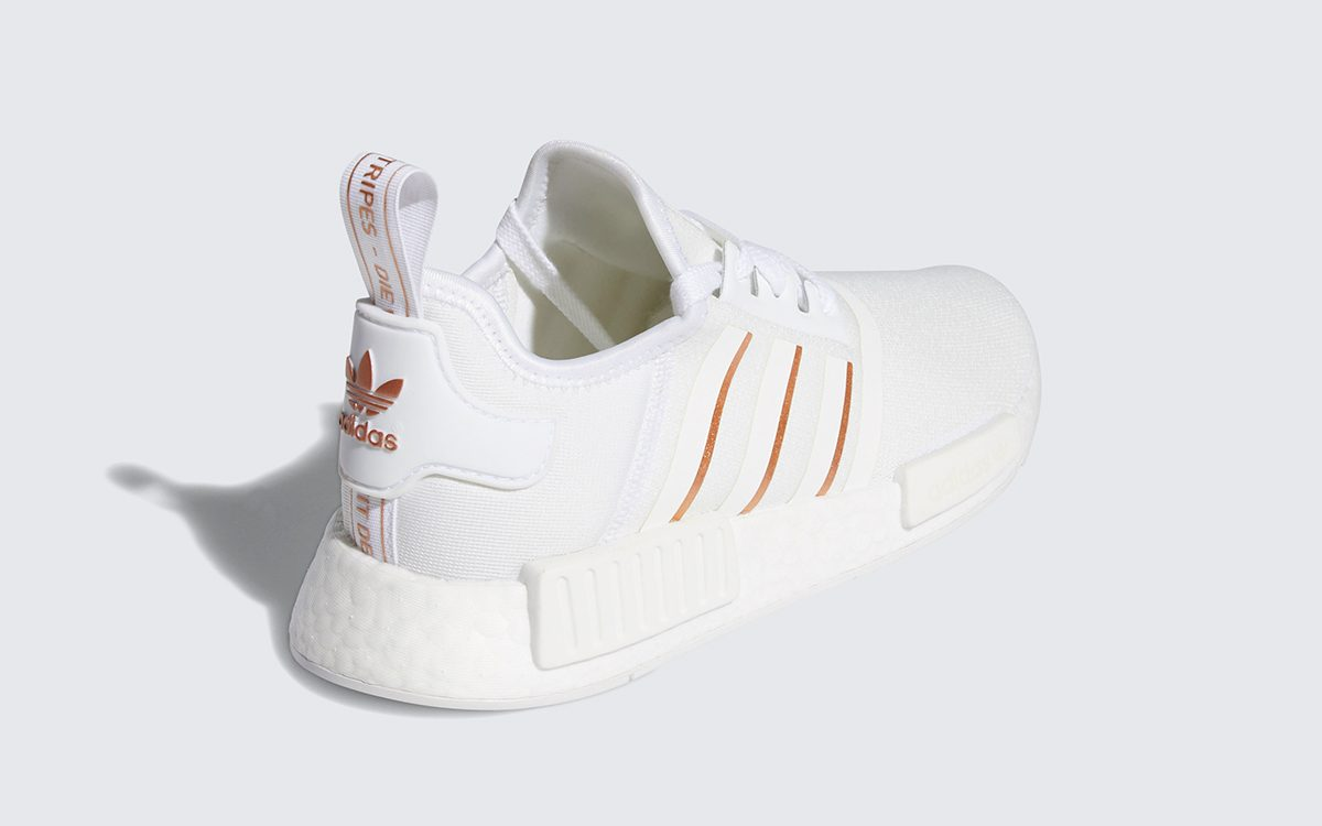Available Now Adidas Nmd R1 Metallic Pack House Of Heat