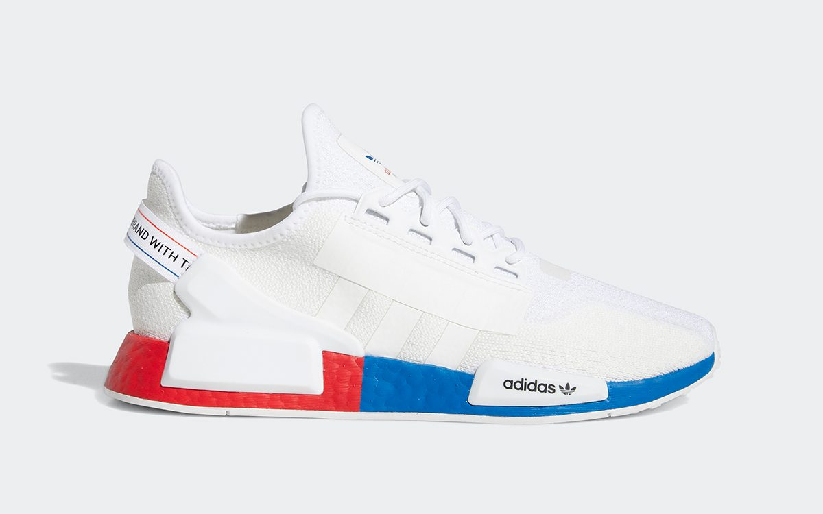 The adidas NMD V2 Arrives in New Tricolore Take