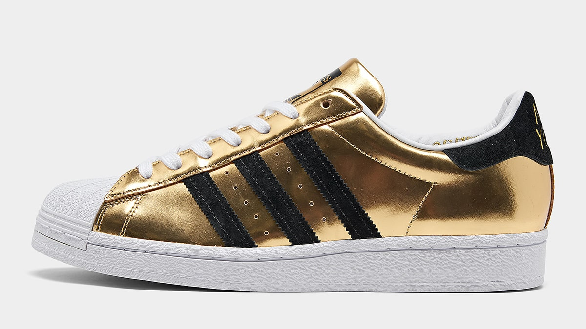 Available Now // The adidas Superstar Celebrates its Golden ...