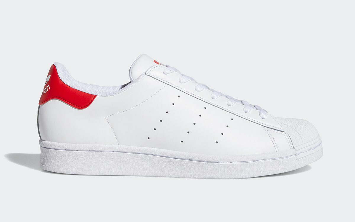 "The adidas ""SuperStan"" Surfaces in Three New Options for Spring"