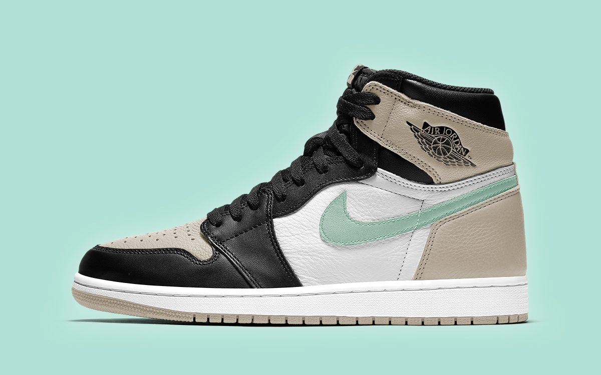 "Air Jordan 1 High ""Fresh Mint"" Heading Your Way in 2021"