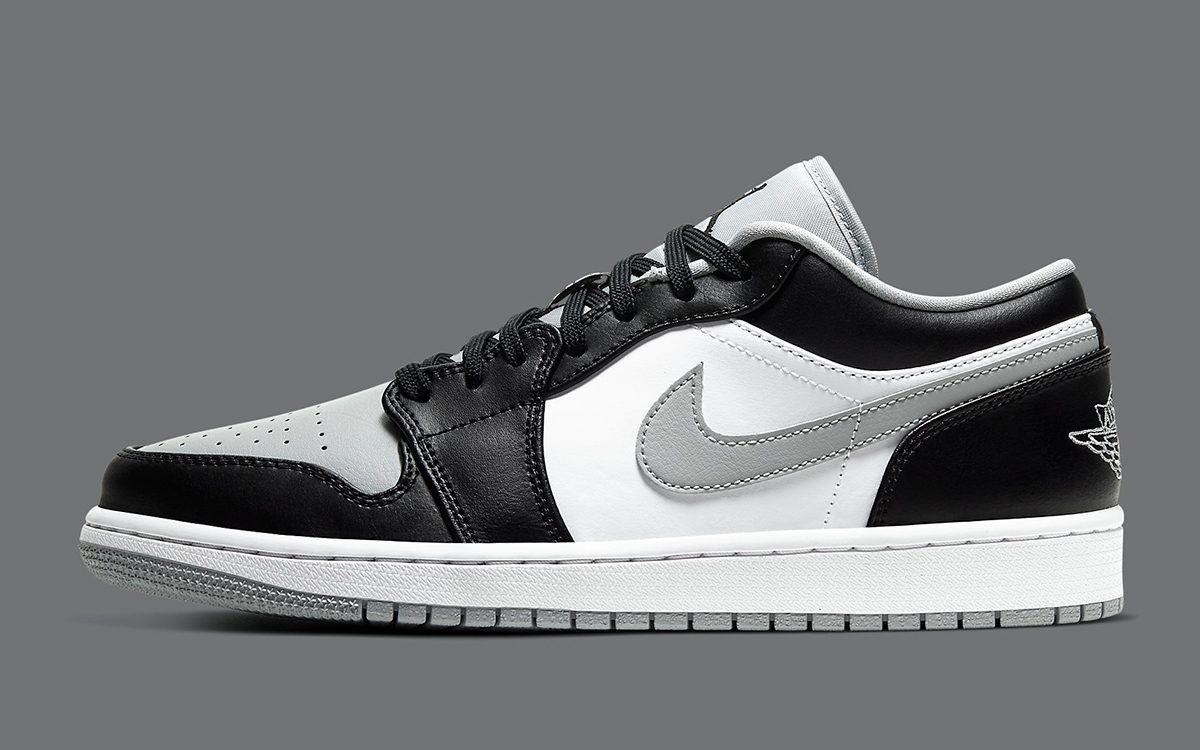 "Available Now // Air Jordan 1 Low ""Light Smoke Grey"""