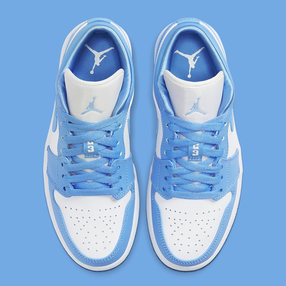 Just Dropped Air Jordan 1 Low Unc House Of Heat Sneaker News Release Dates And Features