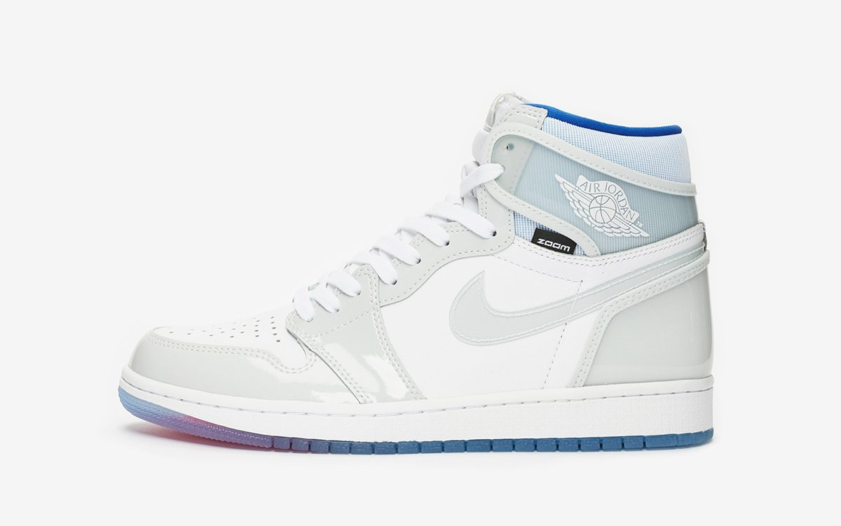 "Where to Buy the Air Jordan 1 Retro High Zoom R2T ""Racer Blue"""