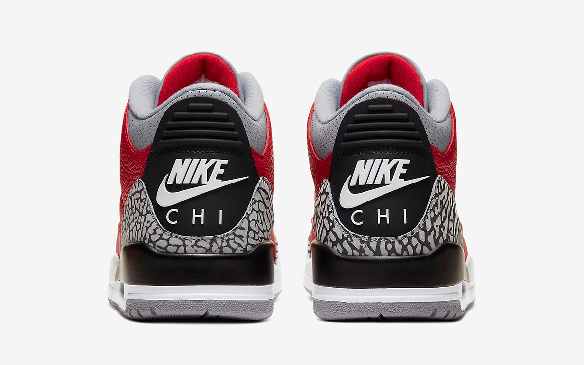 "Finessed! Resellers Furious With This Week's Wider Release of the Air Jordan 3 ""CHI"""
