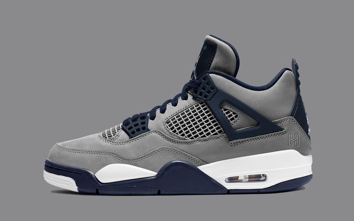 "Concept Lab // Air Jordan 4 ""Georgetown"""