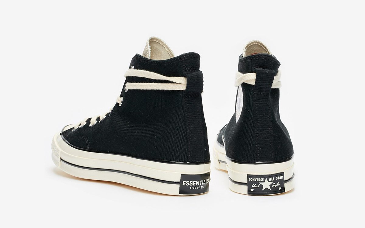 Converse x Fear of God Essentials Release Info: What You