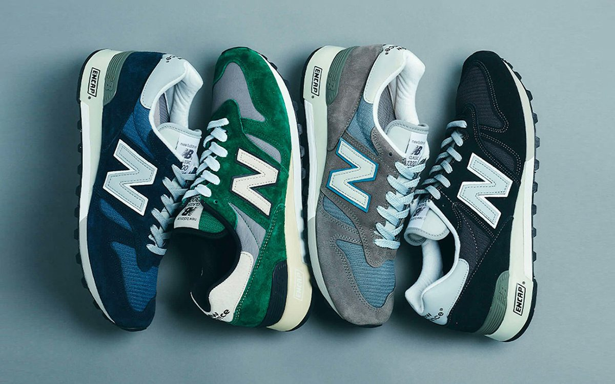 New Balance to Bolster Their 1300 Line with Four New Color Options ...