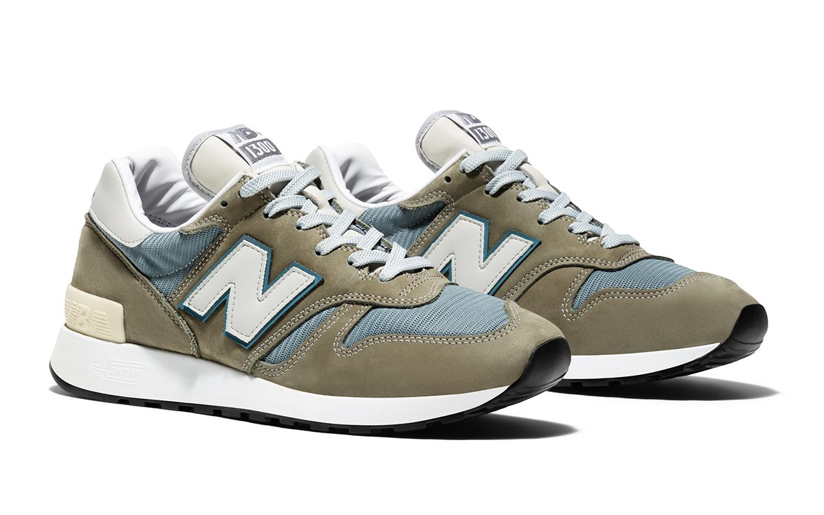 The New Balance 1300JP Returns in 2020 for it's Bi-Decade Release