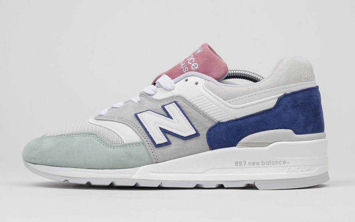 """Available Now // New Balance 997 """"Less is More"""""""