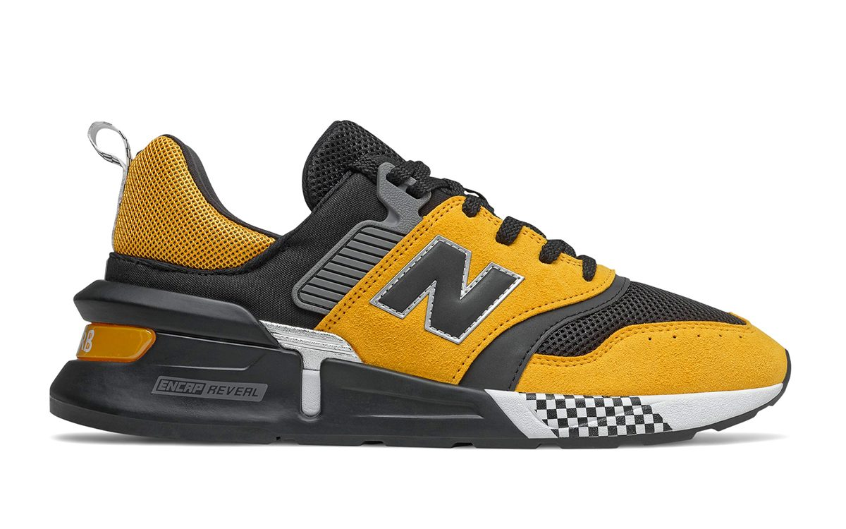 "The New Balance 997 Sport ""Taxi"" Touches Down This Week!"
