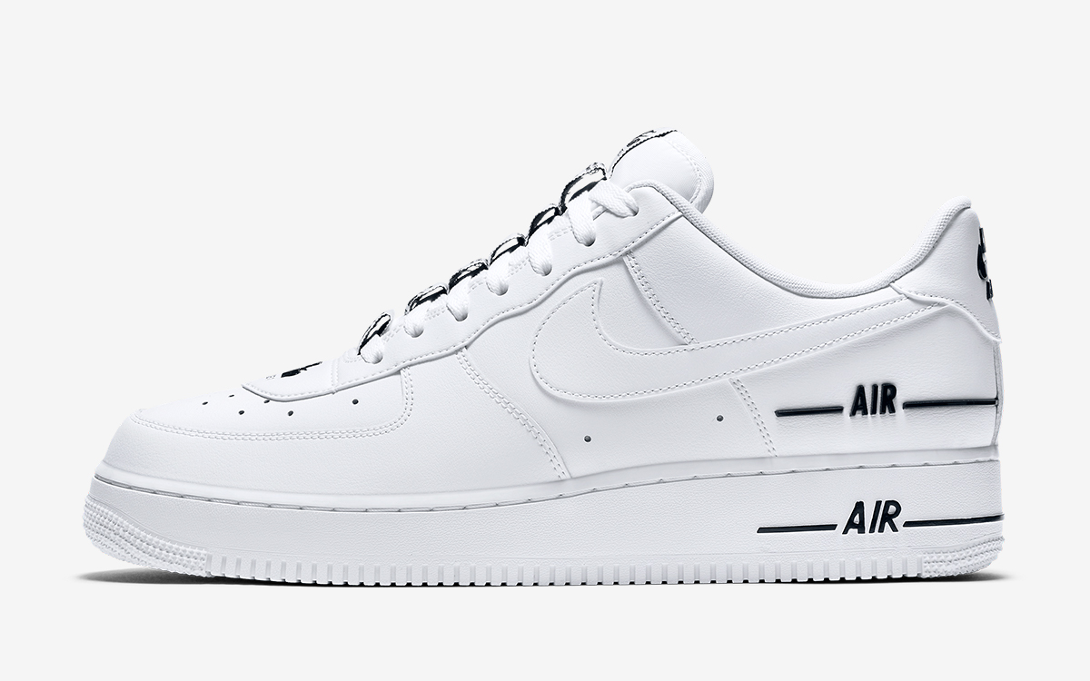 Available Now Nike Air Force 1 Low Double Stacked House Of