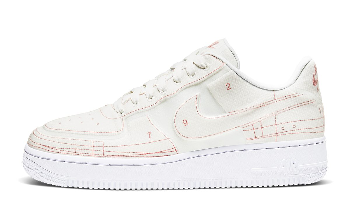 The Nike Air Force 1 \