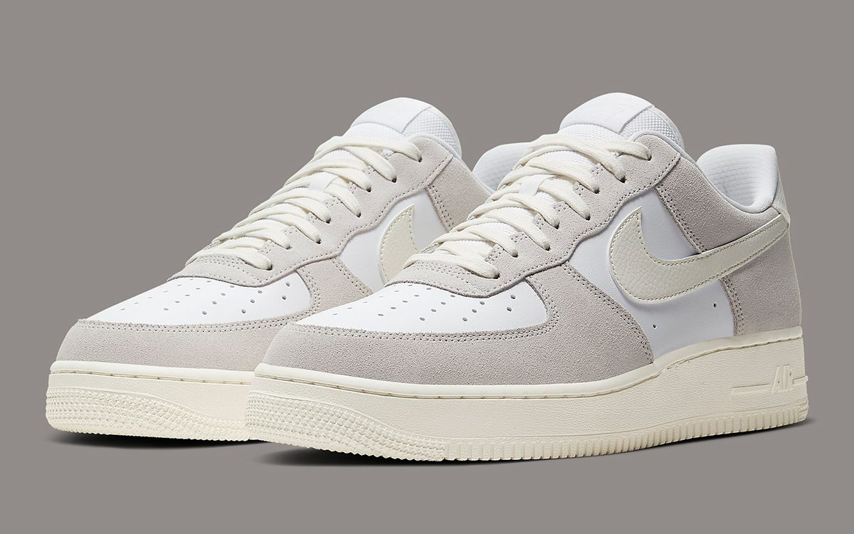 The Nike Air Force 1 Low Heats Up In Low Key Luxe House Of Heat