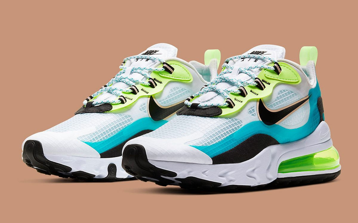 Available Now Nike Air Max 270 React Tech Challenge 3 House