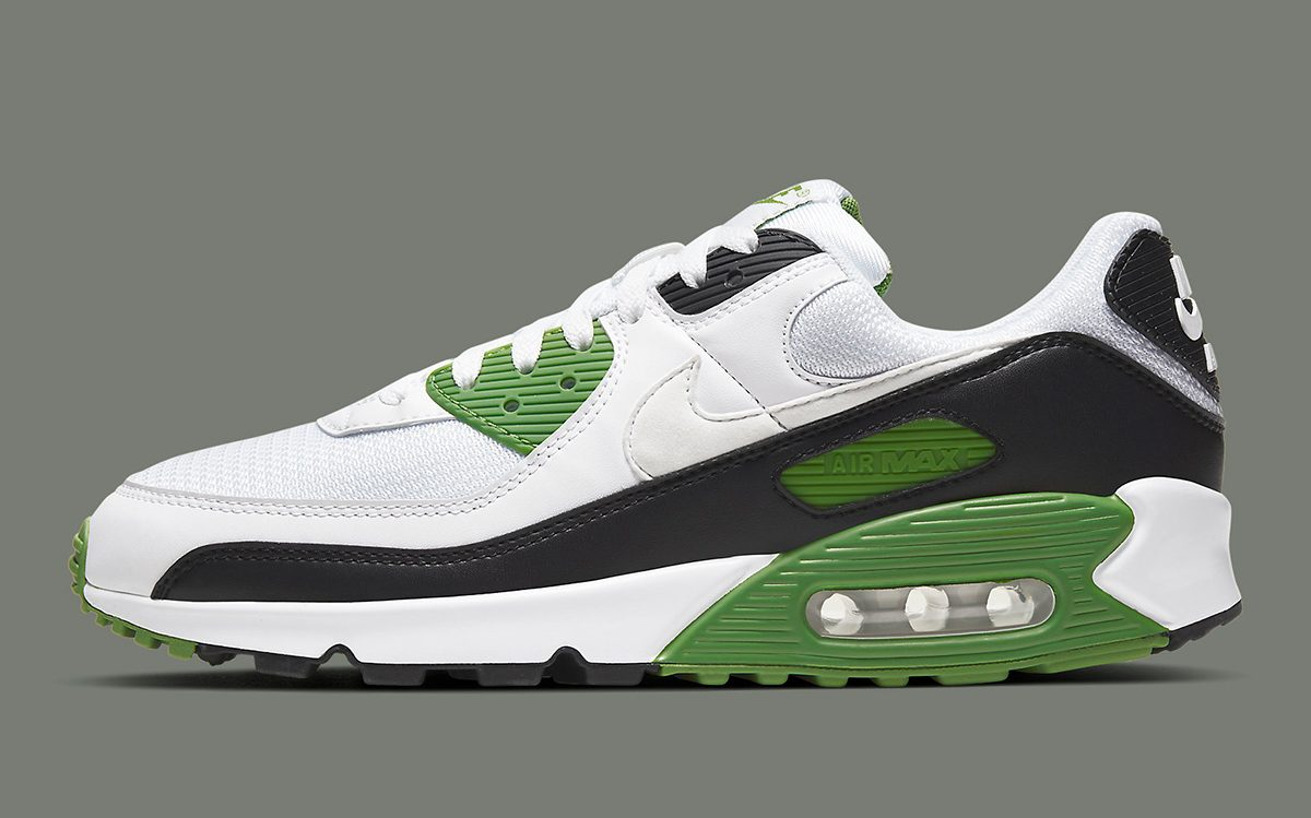 "Nike Air Max 90 ""Chlorophyll"" Coming in 2020"