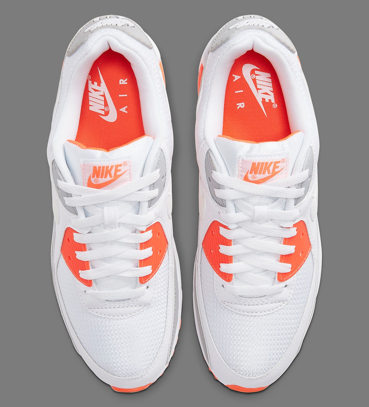 Available Now Air Max 90 Hyper Orange House Of Heat