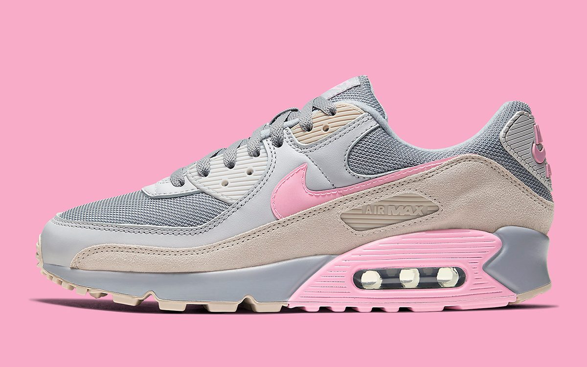 Nike Air Max 90 Goes Mad On Muted Hues