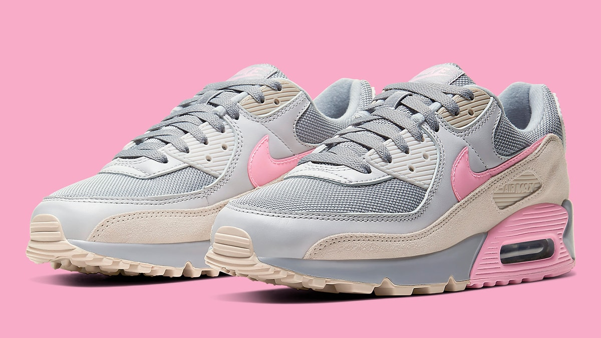 Porta via ristretto elettrodo  Available Now // The Nike Air Max 90 Goes Mad On Muted Hues - HOUSE OF HEAT  | Sneaker News, Release Dates and Features