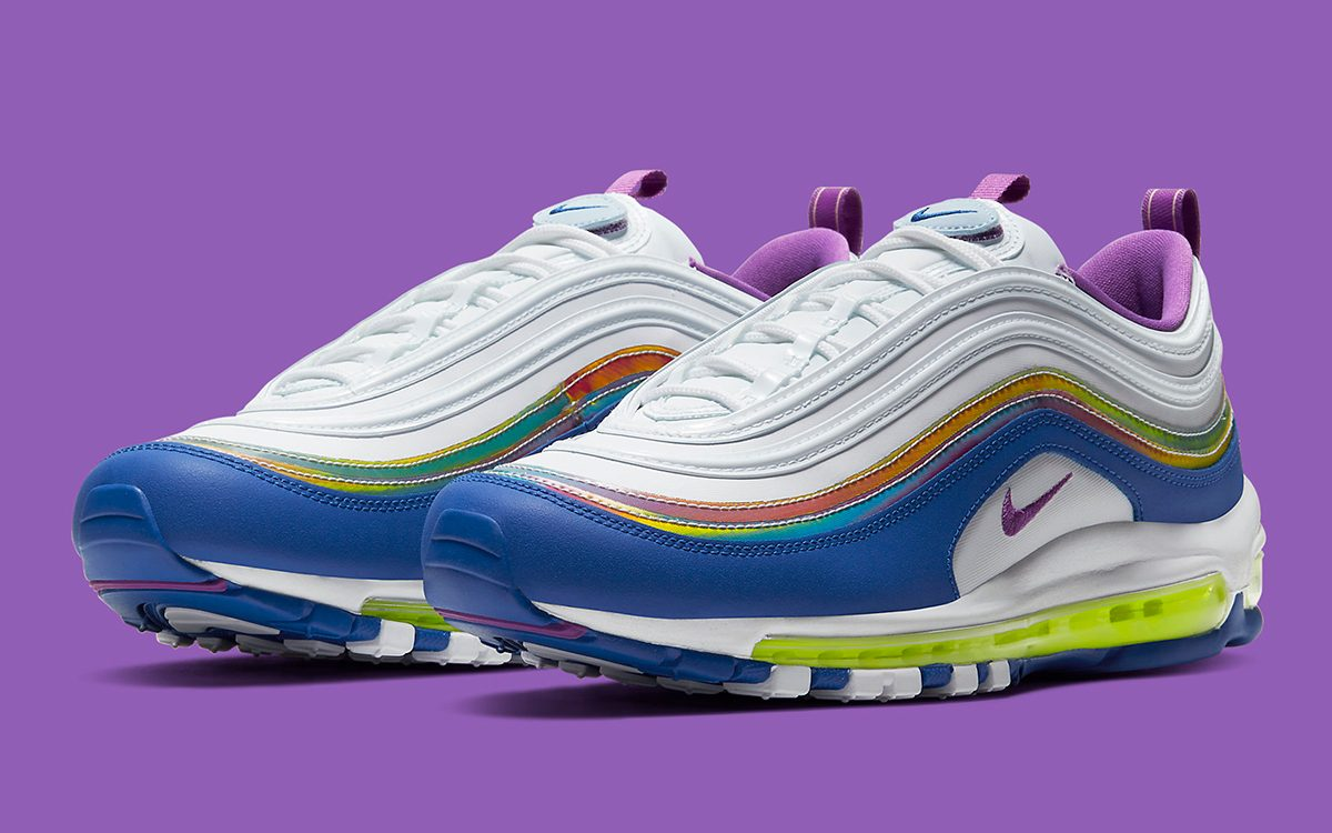 """Available Now // Nike Air Max 97 """"Easter"""" 🐰"""