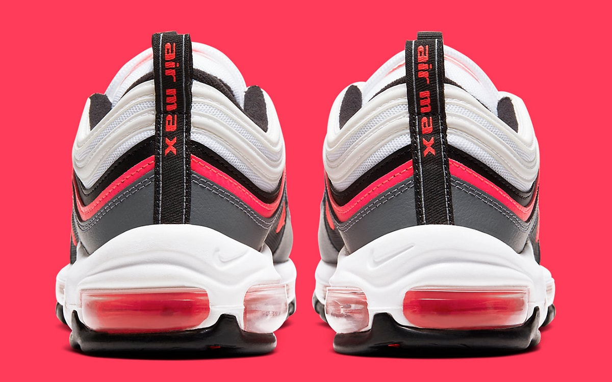 Nike Air Max 97 Infrared Is Available Now House Of Heat