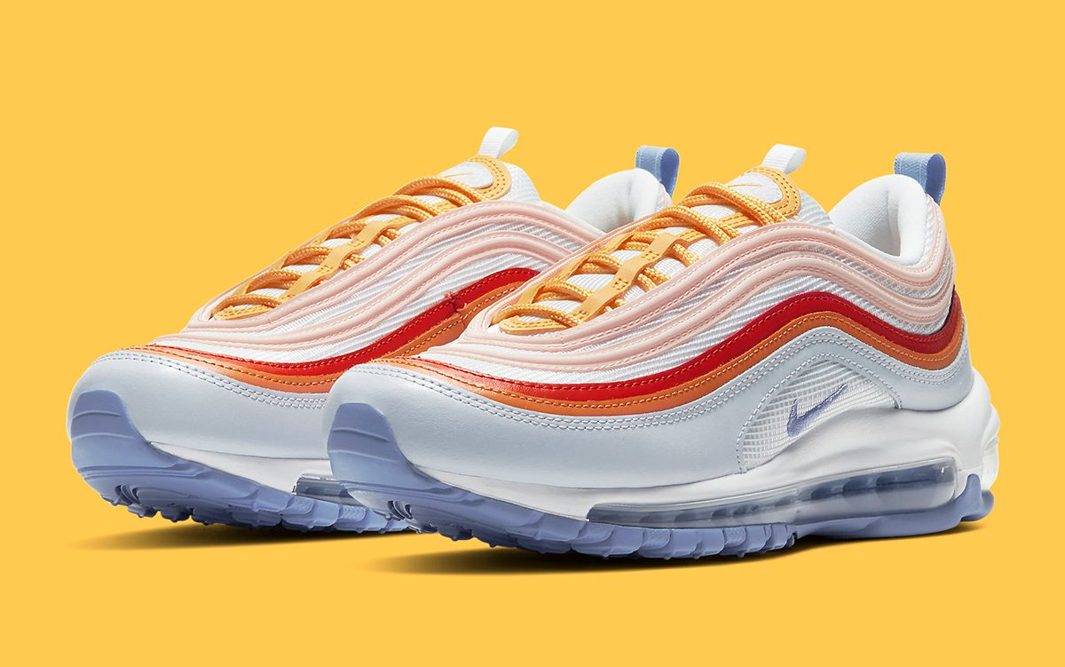 Available Now Nike Serve Up A Colorful New Air Max 97 For