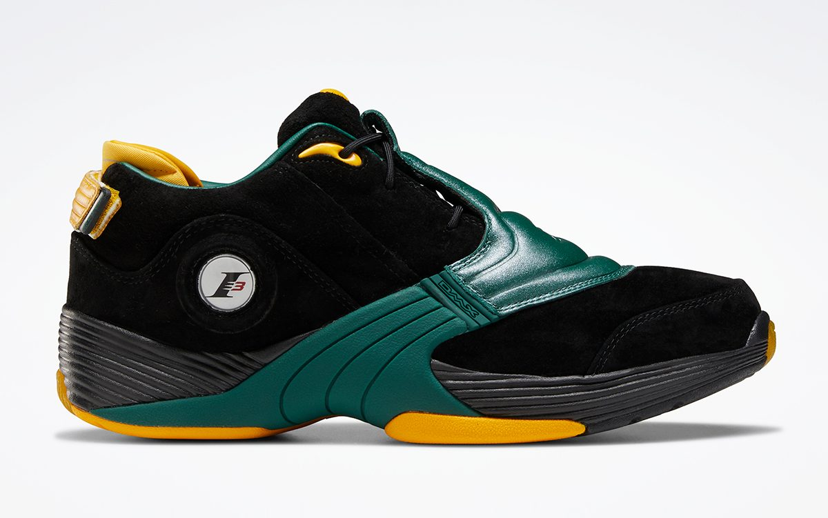 perdón baloncesto robo  Reebok Answer 5