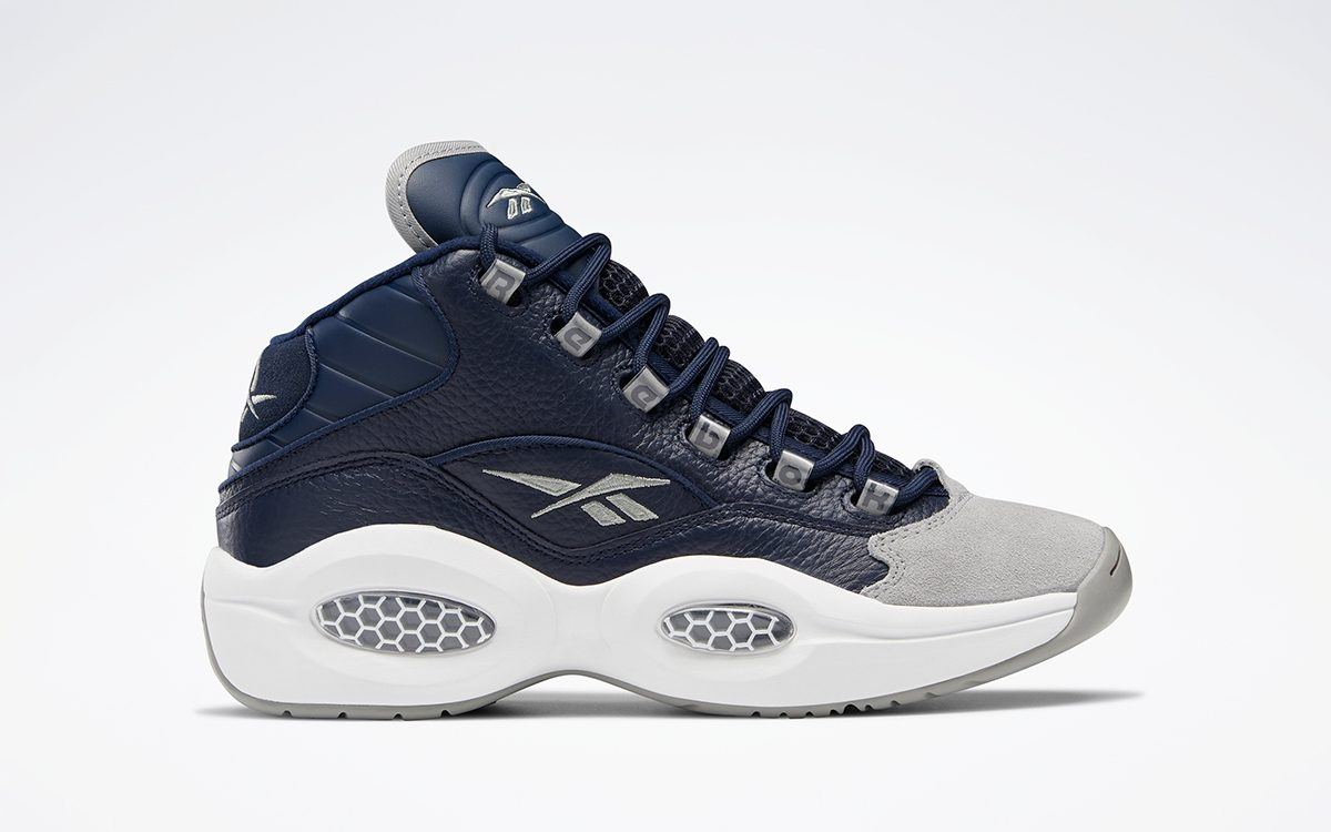 "Reebok Question Mid ""Georgetown"" is Gearing Up for Release Next Week"