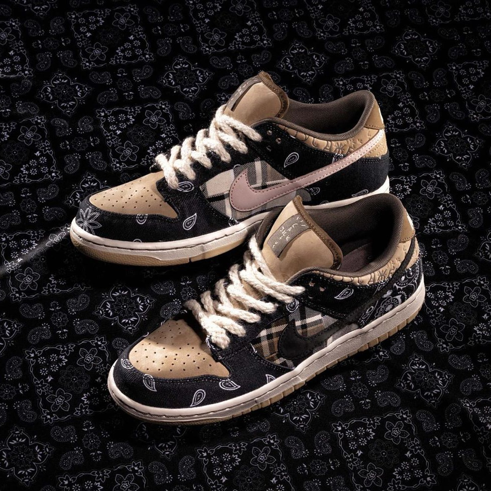 Where to Buy the Travis Scott x Nike SB Dunk Low