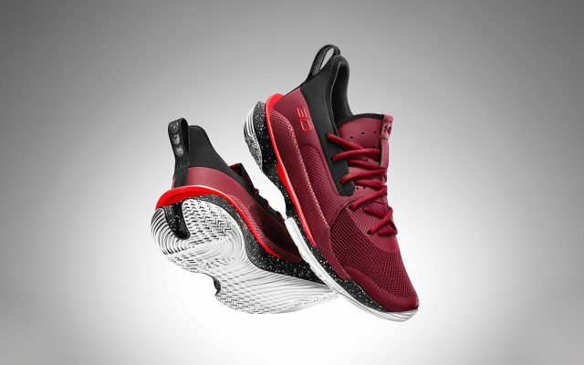 """UA Curry 7 """"Underrated"""" Releases on Valentine's Day"""