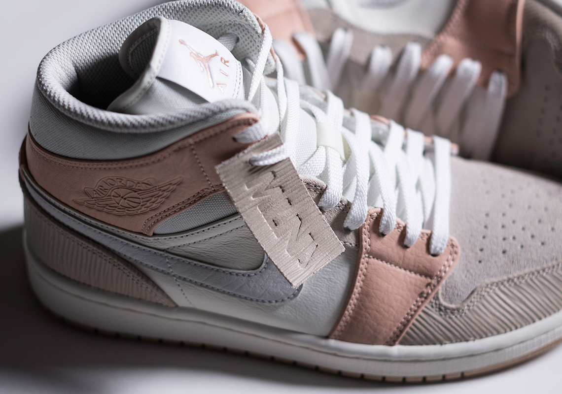 Where To Buy The Air Jordan 1 Mid Milan House Of Heat Sneaker News Release Dates And Features