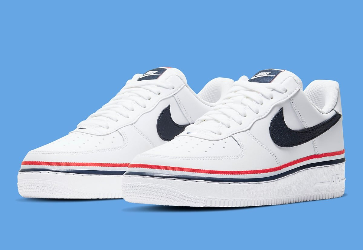 Nike To Release Two Ribbon Wrapped Air Force 1 Lows For Spring