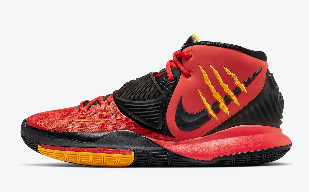"""Official Looks at the Nike Kyrie 6 """"Bruce Lee"""" Pack - HOUSE ..."""